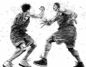 Classics: Slam Dunk + Short Analysis on Sports manga