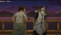 Kakei, Yuri, and Saizo