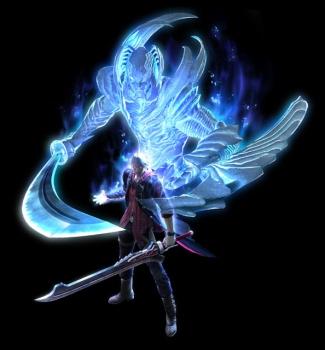 Gametalk 8: Dante andVergil