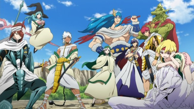 The Generals Magi