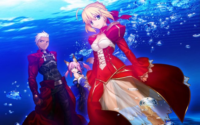 Fate Extra 1