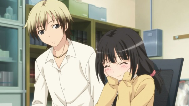 Haganai Reaction