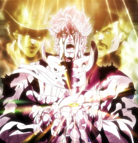 Jojo Will of Zeppeli