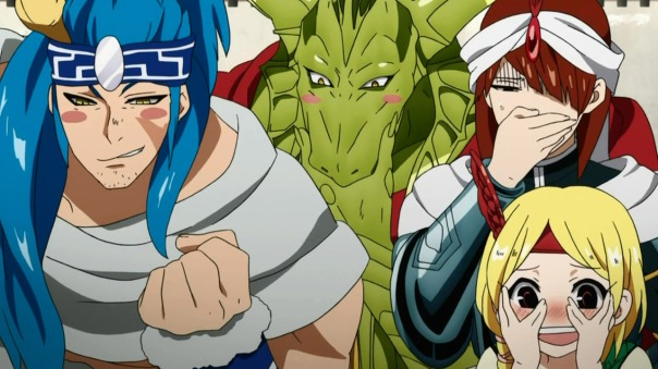Magi Dem Faces