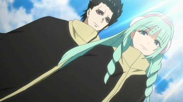 Magi Mysterious Duo