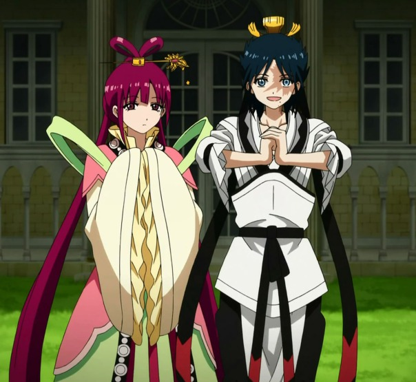 Magi Ren Siblings