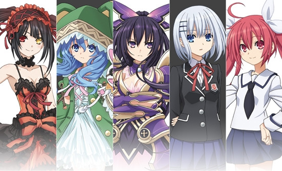 Spring Anime Date A Live