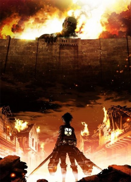 Spring Anime Shingeki