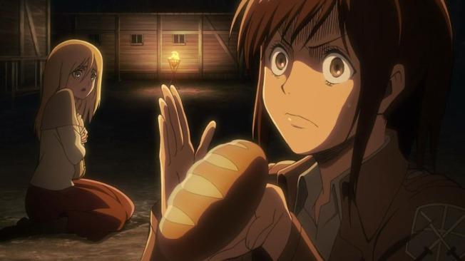 Shingeki no Kyojin Bread