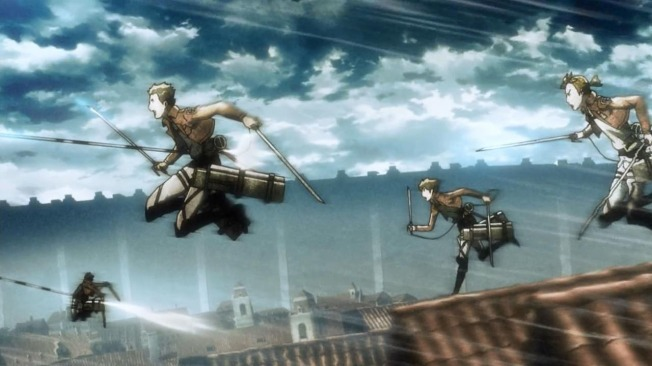 Shingeki no Kyojin  Charge 2