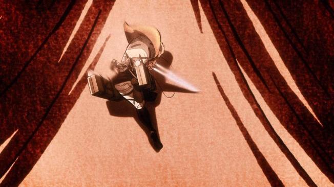 Shingeki no Kyojin Critical Blow