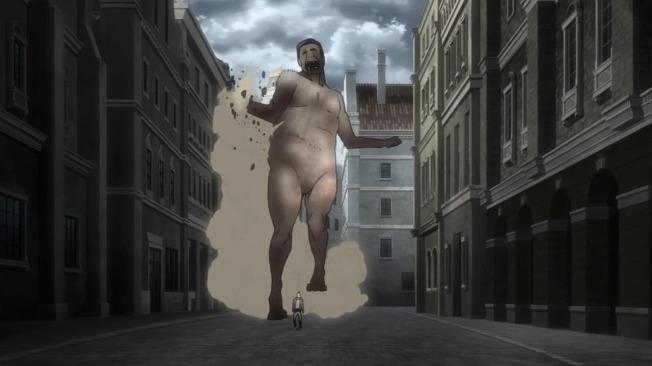Shingeki no Kyojin Derp Run