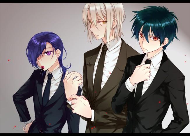 Hataraku Maou Sama Trio