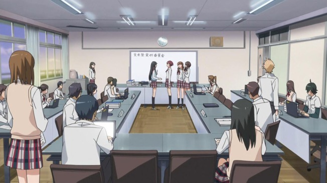 Oregairu Committee
