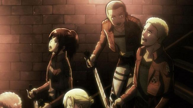 Shingeki no Kyojin Calm