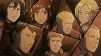 Shingeki no Kyojin Episode8