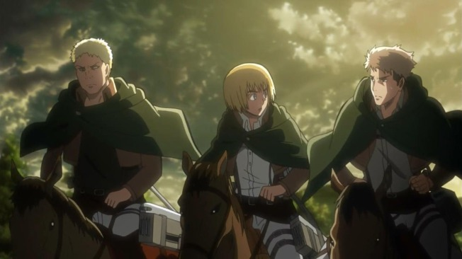 Attack on Titan Blondies