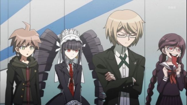 Dangan Ronpa The Right