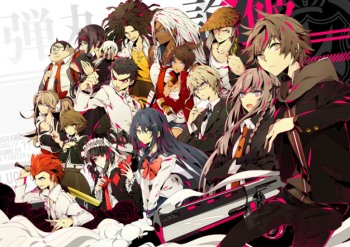 Dangan Ronpa: The Animation Review