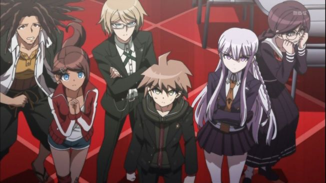 Dangan Ronpa Resassembled