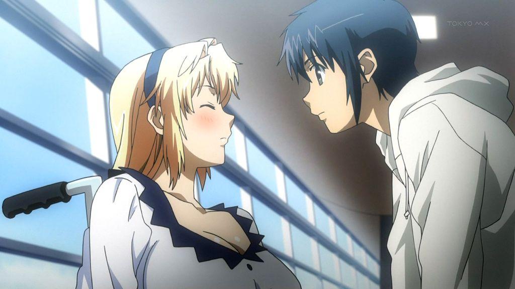 Fall Anime Week 5-7 | ... Freezing Vibration Kiss