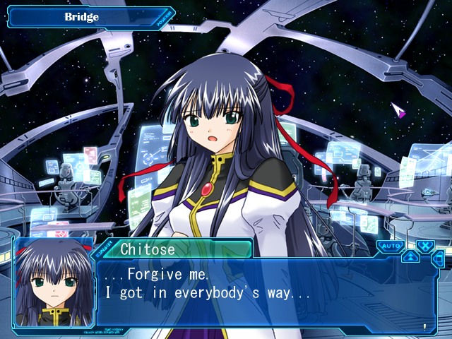 There was a way to beat the mission but I honestly couldn't get it done without Chitose getting wrecked