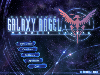 Galaxy Angel ML: It's Back