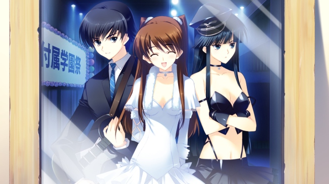 White Album 2- Trio