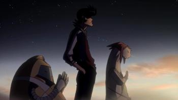 Space Dandy Episode 8: Dandy and Me