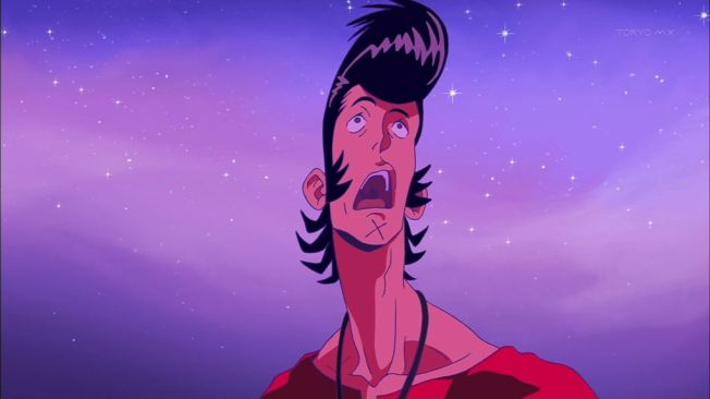Space Dandy- Awe