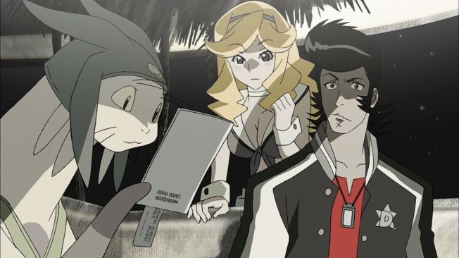 Space Dandy- Consultation