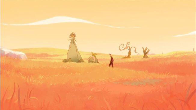 Space Dandy- Fields
