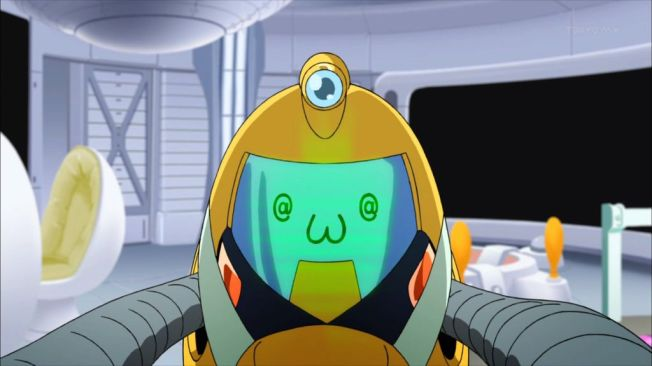Space Dandy- QT Face