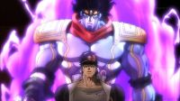 JJBA Stardust Crusaders- Jotaro and Stand