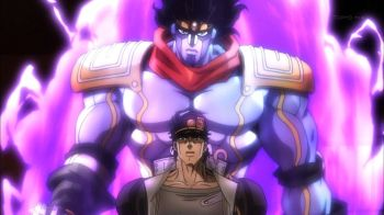 Jojo's Bizarre Adventure Part 3: Stardust Crusaders Episode 1- Let the AntfishTAS references begin
