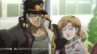 JJBA Stardust Crusaders- Mother and Son
