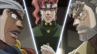 JJBA Stardust Crusaders- New Friends