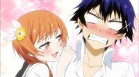 Nisekoi- Marika and Raku