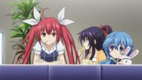 Date A Live II- White Ribbons