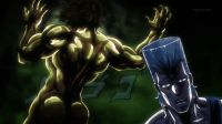 JJBA Stardust Crusaders- Man with two right hands