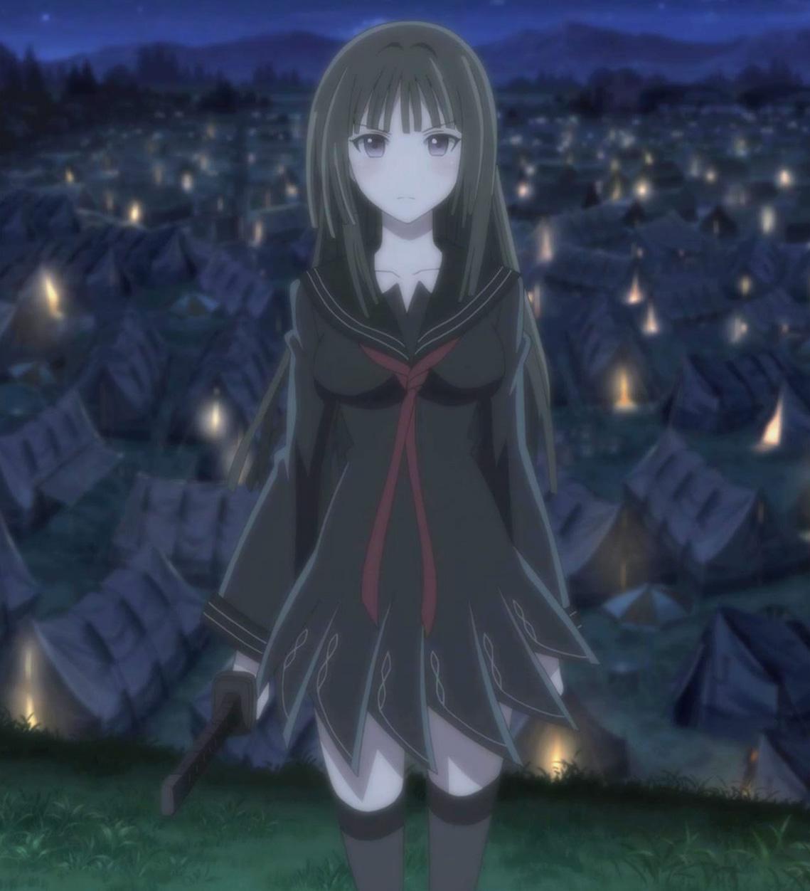 black bullet- kisara full | anime tree