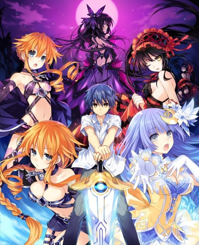 Date A Live II- New Cast