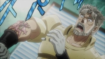 Jojo's Bizarre Adventure Part 3: Stardust Crusaders Episode 12- CHUMIMIIIIIIN