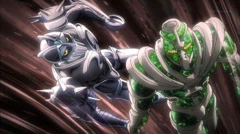 Jojo's Bizarre Adventure Part 3: Stardust Crusaders Episode 16- Magic StandBus