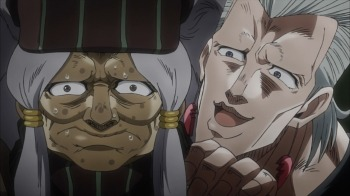 Jojo's Bizarre Adventure Part 3: Stardust Crusaders Episode 15- Trollnaref