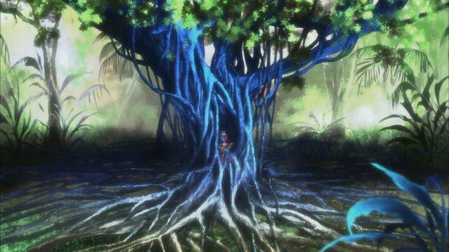 Space Dandy 2- Tree