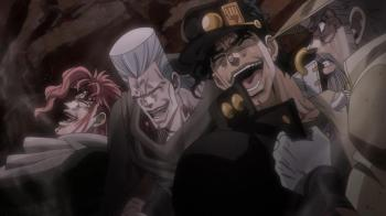 Jojo's Bizarre Adventure Part 3: Stardust Crusaders Episode 18- They did it