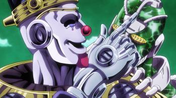 Jojo's Bizarre Adventure Part 3: Stardust Crusaders Episode 20- Sweet MercifulKakyoin