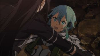 Mini-Sword Art Online II Episode 8- Ballet or Bullet?