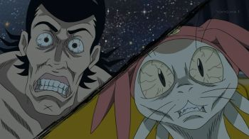 Space Dandy 2 Episode 6- Cloudy with a chance of development